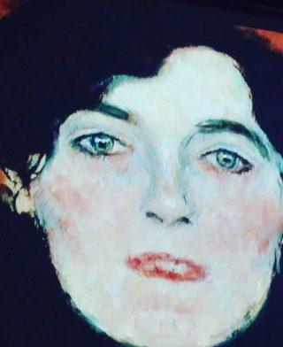 Womans Klimt Donna Energia