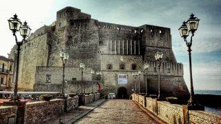 Napoli Castel dell'Ovo #2 foto Maria Principe Donna Energia