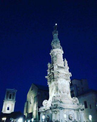 Napoli Piazza del Gesù Donna Energia