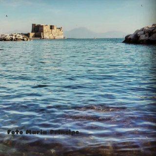 Napoli mare # 2 foto Maria Principe Donna Energia