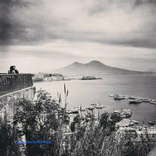 Napoli veduta Sant' Antonio a Posillipo foto Maria Principe Donna Energia