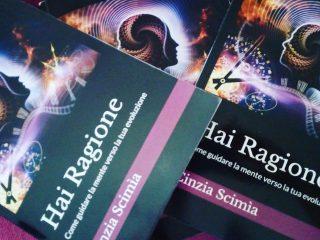 Hai ragione libro Cinzia Scimìa sul blog Donna Energia Simona Letizia Ilardo